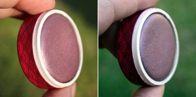 couleur caramel bio maquillage