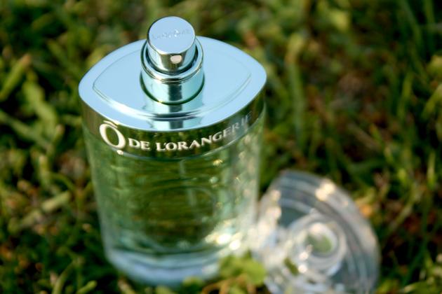 parfum ô de l'orangerie de lancome
