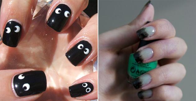 Manucure facile a faire soi meme id es de conception sont int ressants votre - Idee nail art facile ...