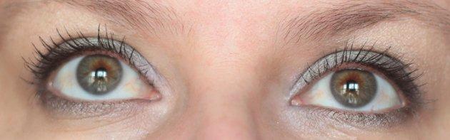 Maquillage vert de gris juste sublime - Yeux vert gris ...