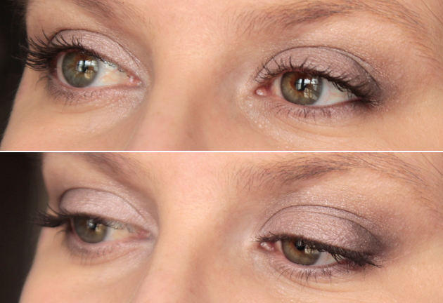 Maquillage yeux taupe - Maquillage yeux gris ...
