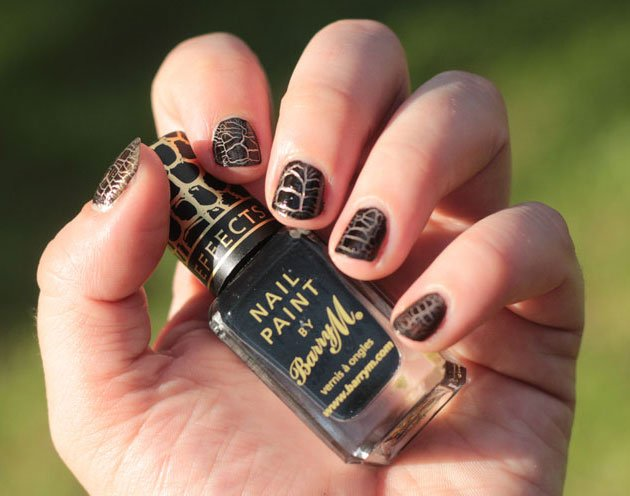Barry M vernis Crocodile