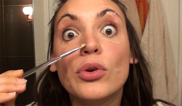 Maquillage discount, cosmétiques pas cher, maquillage à 1€, parfums,