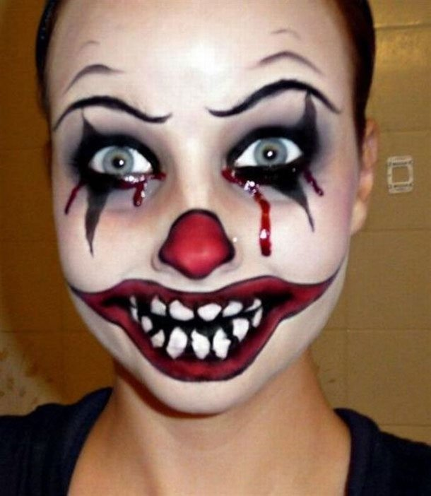 Idees De Maquillages D Halloween Juste Sublime