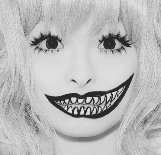 easy creepy pencil drawings - photo #13