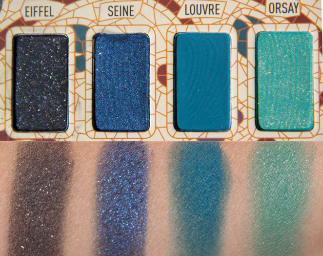 Swatch Paris Palette Sigma