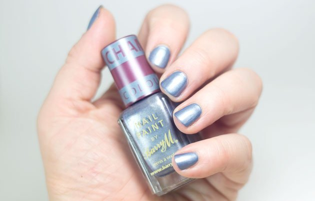 Barry M Chameleon Blue