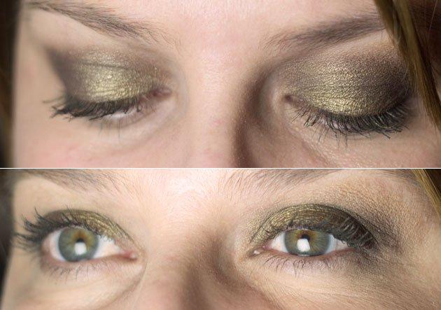 Maquillage Cuivré