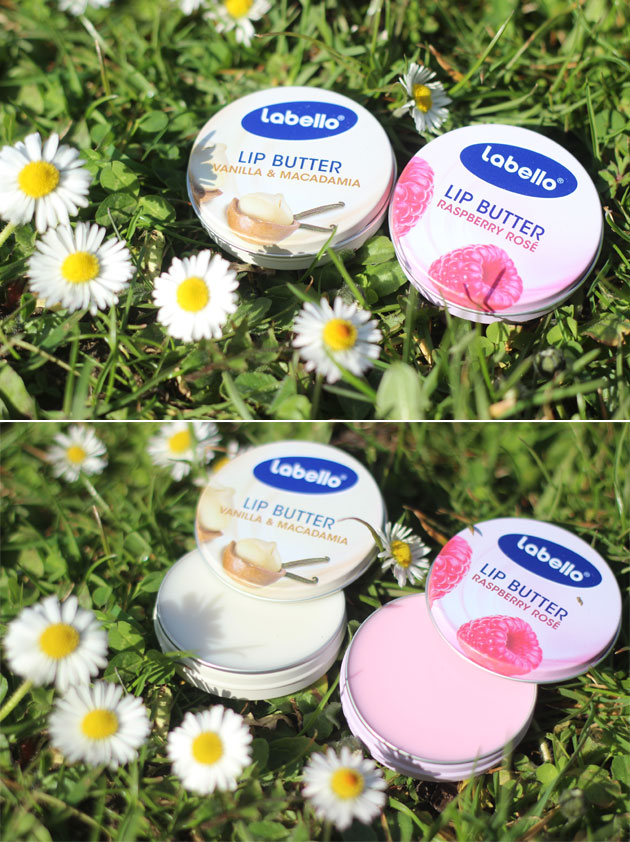 Lip Butter Labello Nivea