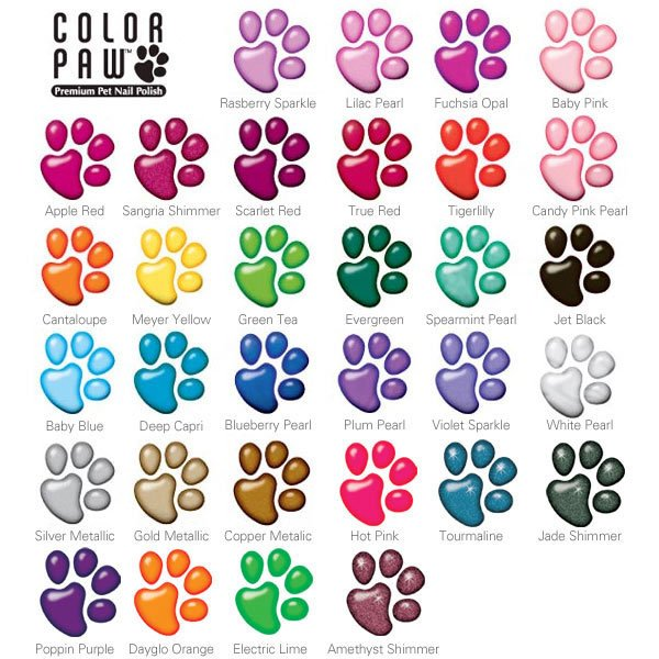 color-paw-nail-polish