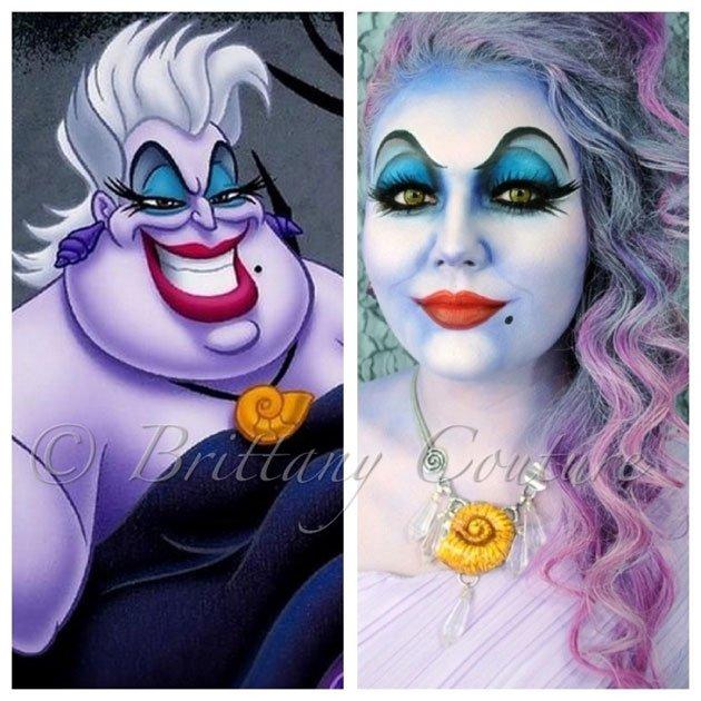 Ursula-deguisement