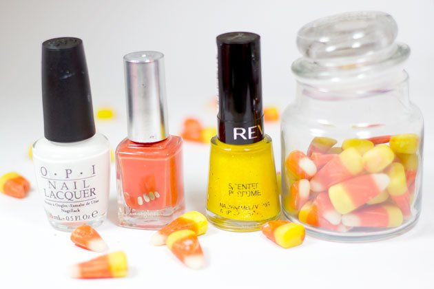 candy-corn-nail-polish