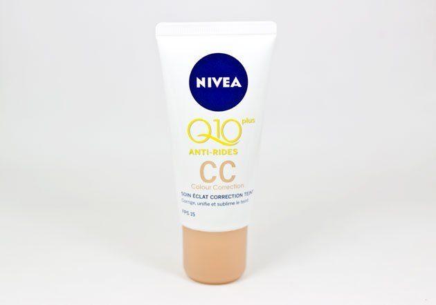 Nivea CC Crème test & avis | Juste Sublime