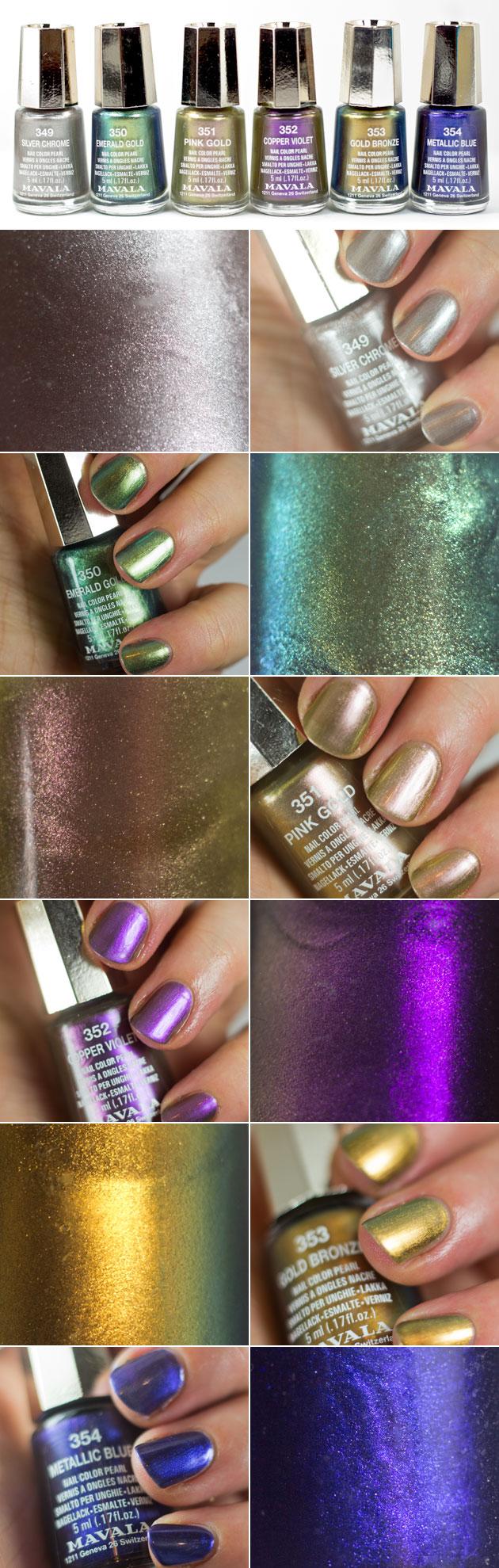 Mavala - Metropolitan Color's
