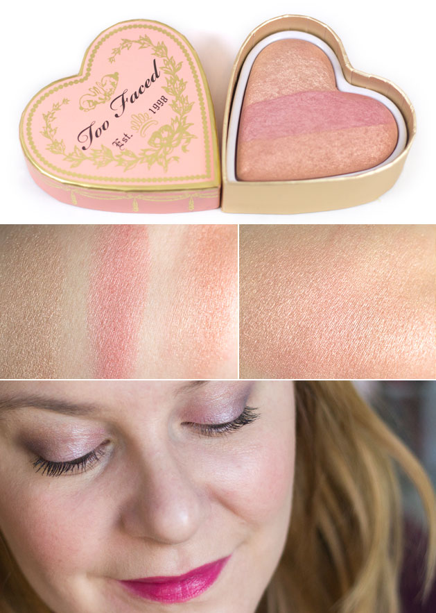 Blush Too Faced Sweethearts - Peach Beach
