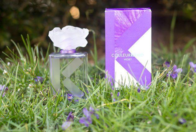 914dea8b CouleurKenzo: le parfum Violet ⋆ Juste Sublime