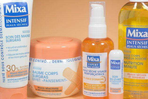 mixa-produits